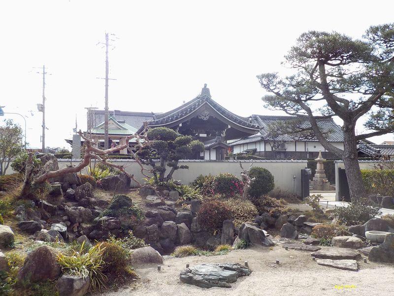 円珠院宮本武蔵作庭