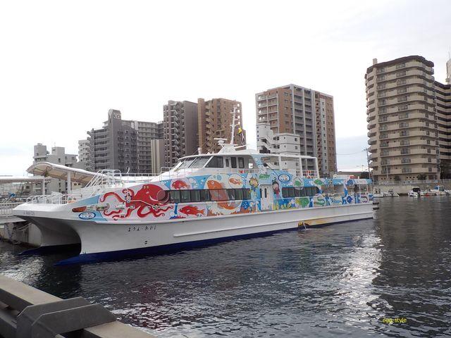 明石淡路連絡船ジェノバライン
