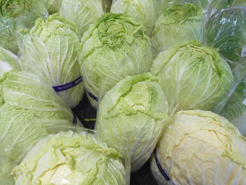 にじいろふぁーみんの白菜
