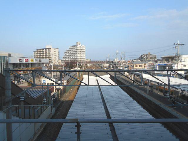 別府鉄道廃線跡を歩く:JR土山駅がスタート