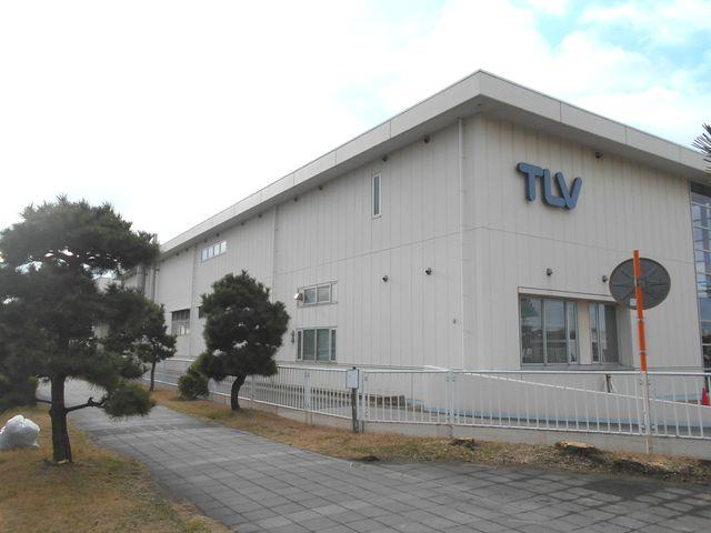 別府鉄道廃線跡を歩く:藤原製作所(現TLV)前駅周辺