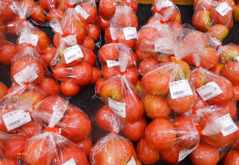 トマトもたくさん