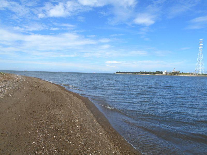 播磨灘を見渡せる 遠くに島々